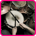 Echte Drum-Set icon
