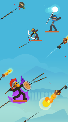 The Warrior - Top Stickman - screenshot