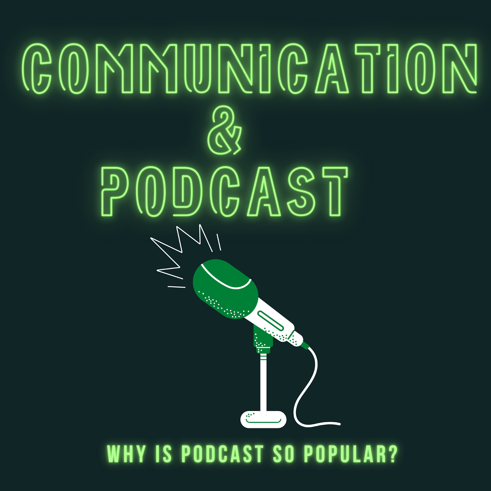 Building your Brand in 2021 - Communication & Podcast