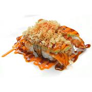 Spicy Chicken & Avocado Nigiri