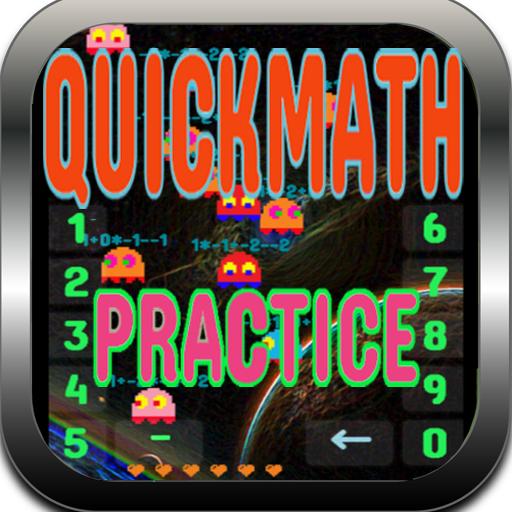 Quick Math Battle-Space War