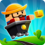 Rail Miner Gold Rush