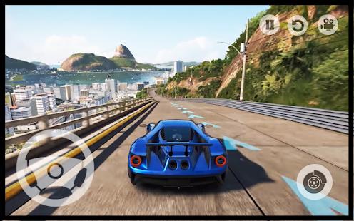 Racing Traffic : Drift Car Driving High Speed 3D - náhled