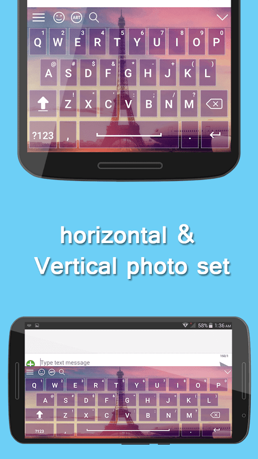Paris Keyboard Theme - Android Apps on Google Play