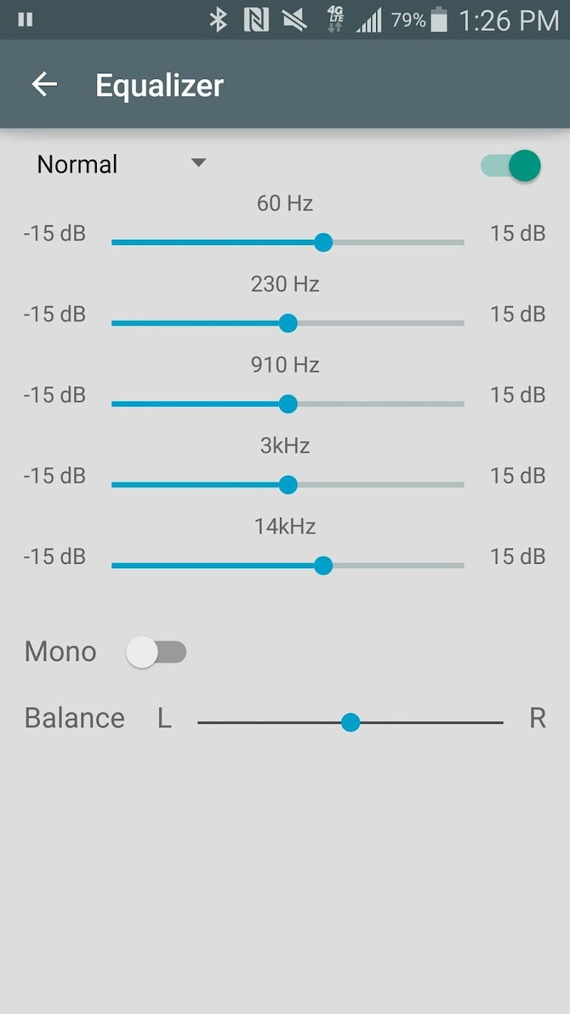 Listen Audiobook Player Screenshot 6