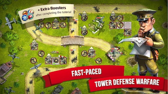 Toy Defense 2: TD Battles Game Screenshot