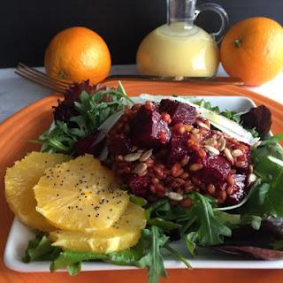 Balsamic Vinegar Dressing Orange Juice Recipes