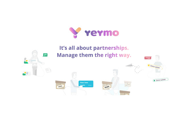 Yeymo Screen Sharing