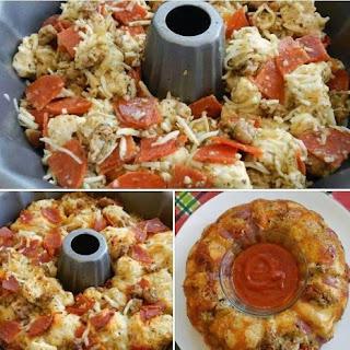 Pull Apart Pizza Bread Recipe
