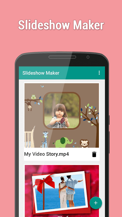 Slideshow Maker- screenshot