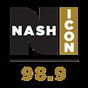 98.9 Nash Icon
