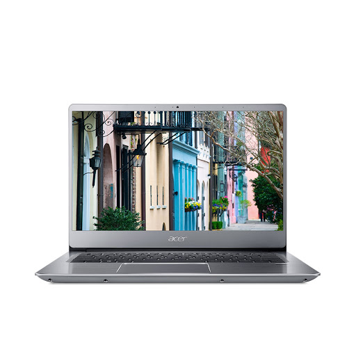 Máy tính xách tay/ Laptop Acer Swift 3 SF314-54-58KB (NX.GXZSV.002) (Bạc)