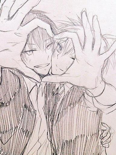 Drawing Anime Couple Ideas screenshots 5