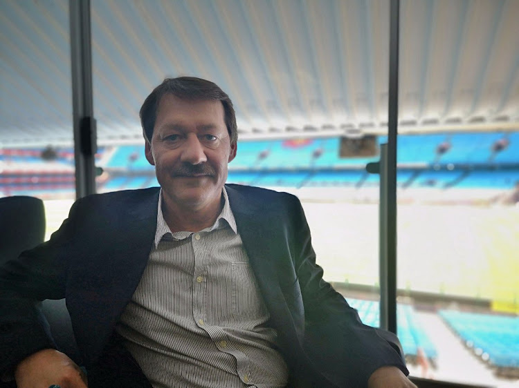 Newly appointed chief executive officer of the Blue Bulls Company Alfonso Carl Meyer was unveiled at Loftus Versfeld Stadium in Pretoria on Friday November 30 2018.