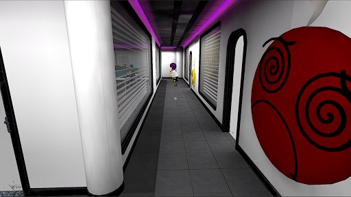 Smiling-X Corp: Escape from the Horror Studio apktram screenshots 2