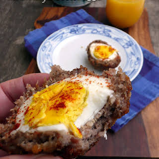 Patrick's Perfect Scotch Eggs.