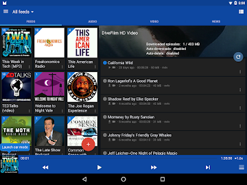 DoggCatcher Podcast Player Screenshot 10