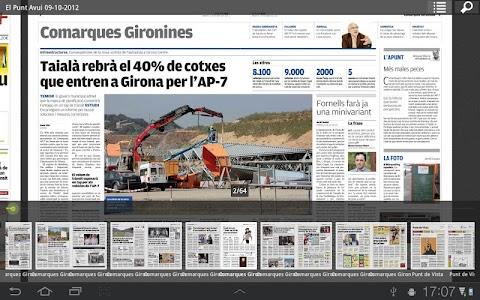 El Punt Avui - Com. Gironines screenshot 11