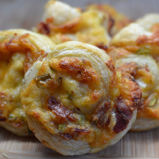 Meat And Cheese Pinwheel Appetizers Recipes.