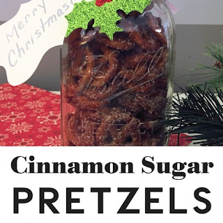 Cinnamon Pretzels Without Yeast Recipes