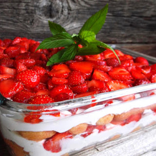 Strawberry Tiramisu, T'S Way Recipe