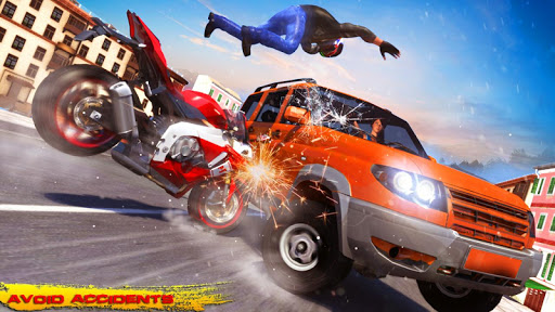 Road Revenge - Bike Games image | 6