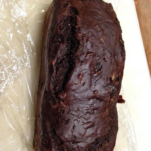 Big Island Chocolaty Zucchini Macadamia Nut Cake Recipe