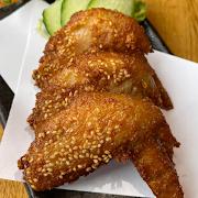 Crispy & Spicy Chicken Wings