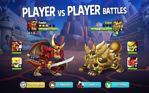 Dragon City MOD APK 10.6.1 [One Hit] 10