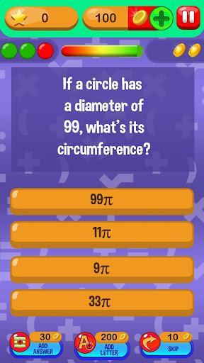 玩免費益智APP 下載Math Quiz – Free Trivia Test app不用錢 硬是要APP
