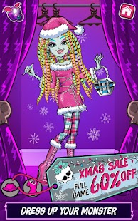 Monster High™ Beauty Shop: Fangtastic Fashion Game - náhled