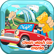 Clean Car Wash Mania APK icon
