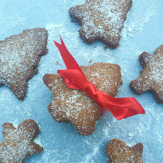 Clean Honey Gingerbread Biscuits Recipe