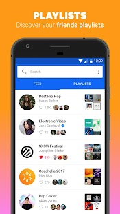 Sounds app - Music and Friends- screenshot thumbnail
