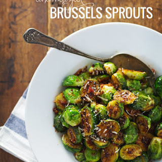 Caramelized Brussel Sprouts Recipes