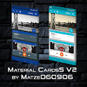 Material CardsS V2 for KLWP icon