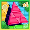 Block! Triangle puzzle: Tangram icon