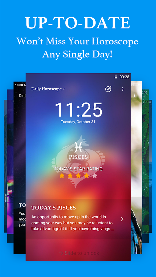 ♓Pisces Daily Horoscope - Free 2018- screenshot