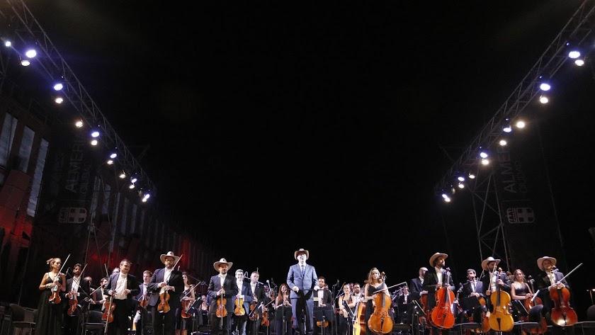 Todo listo para el concierto de Feria de la OCAL de este viernes