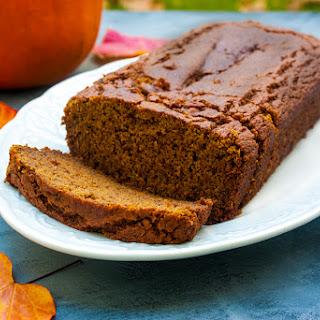 Pumpkin Bread (GF & Vegan)