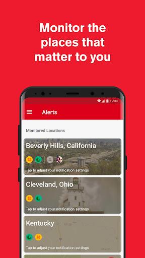 Earthquake -American Red Cross  screenshots 2