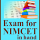 Download Exam for NIMCET in hand For PC Windows and Mac