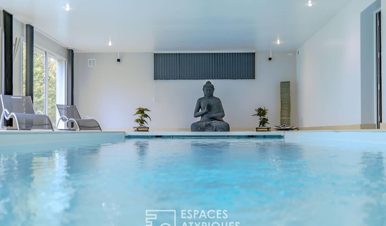 Maison avec piscine Neufchâtel-en-Bray