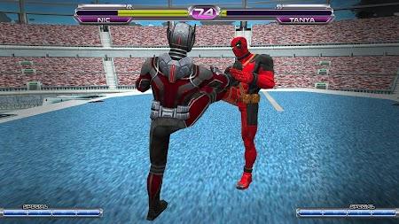 Real Hero Wrestling Game : Wrestling Revolution 3D APK