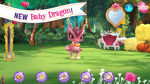 Baby Dragons: Ever After High™ screenshots 2