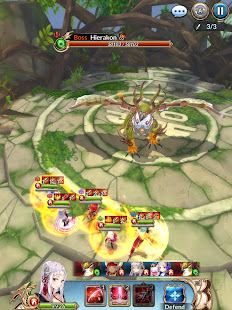 Game Knights Chronicle APK for Windows Phone