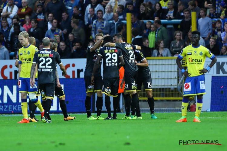 Lokeren s'offre sa première victoire à Waasland-Beveren !