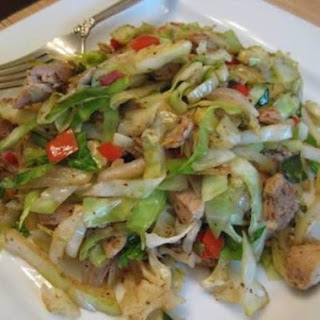 Chicken Cabbage Stir Fry Recipes