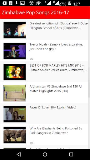 Zimbabwe New Songs 2016
