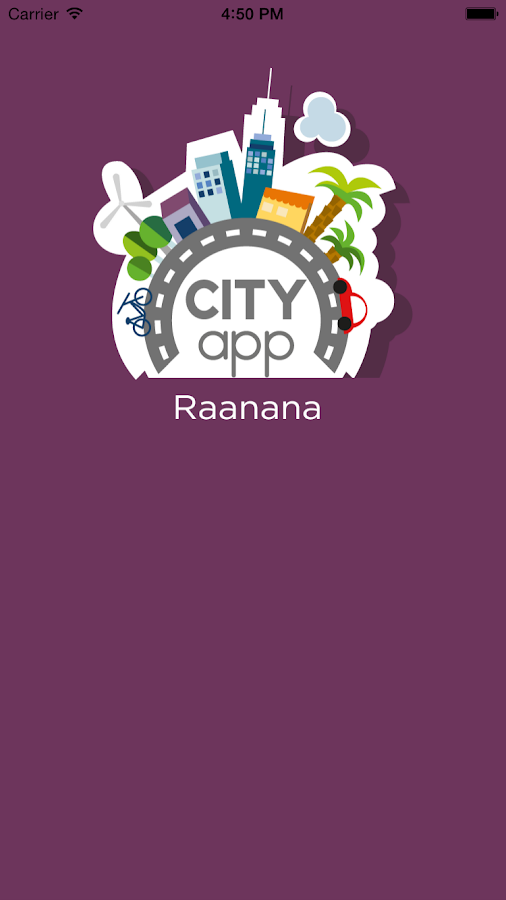 CITYapp Raanana- screenshot